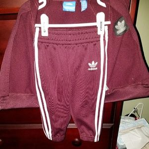 HOLDRESERVED Adidas Originals Baby Tracksuit